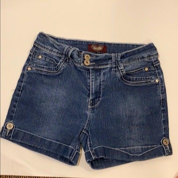 Angels jean shorts