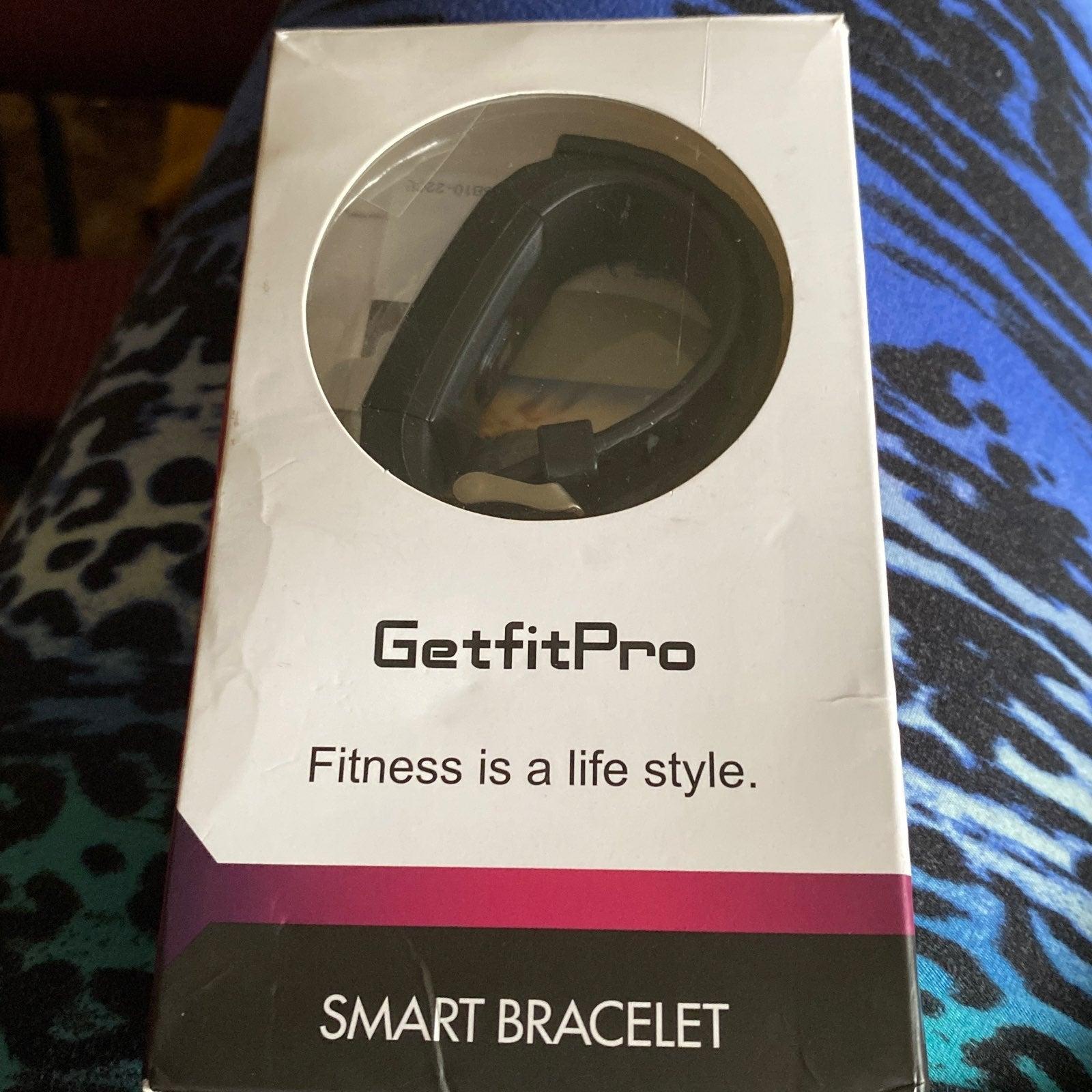 fitness tracker watch smart bracelet