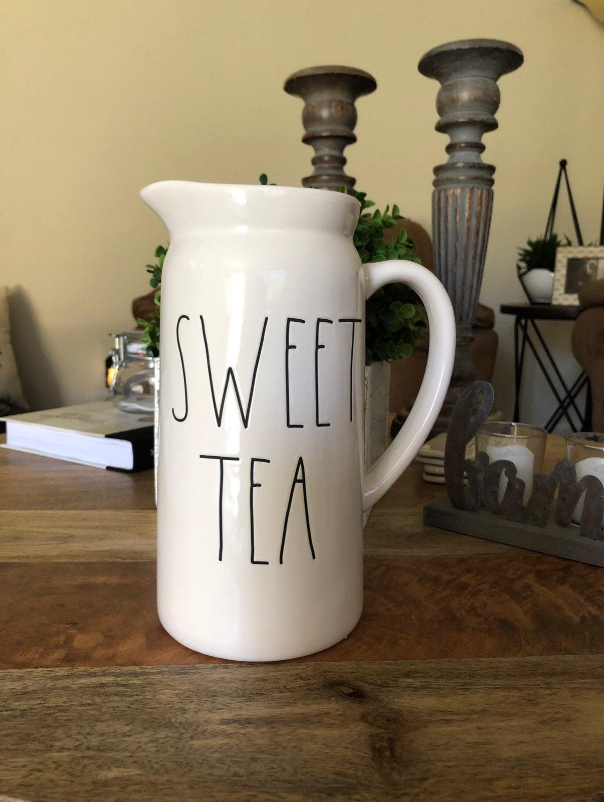 Rae Dunn Sweet Tea