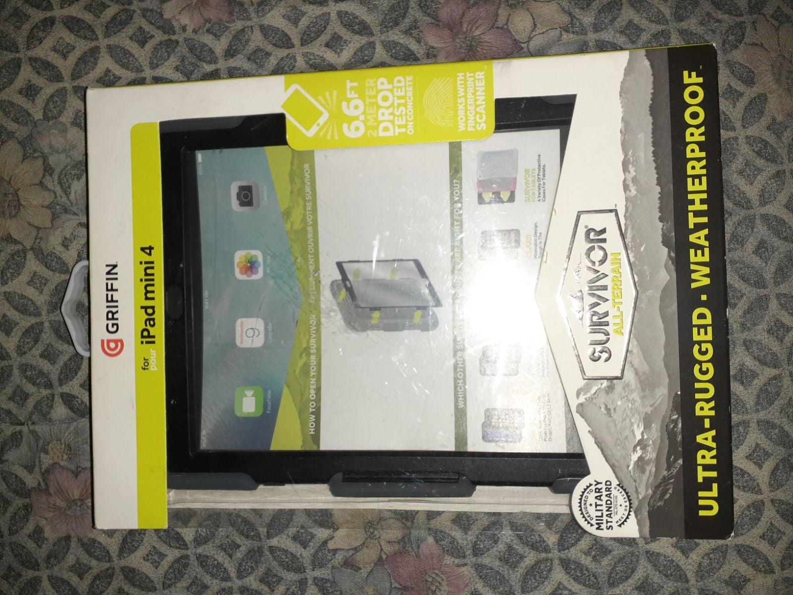Griffin survivor iPad Mini rugged  case