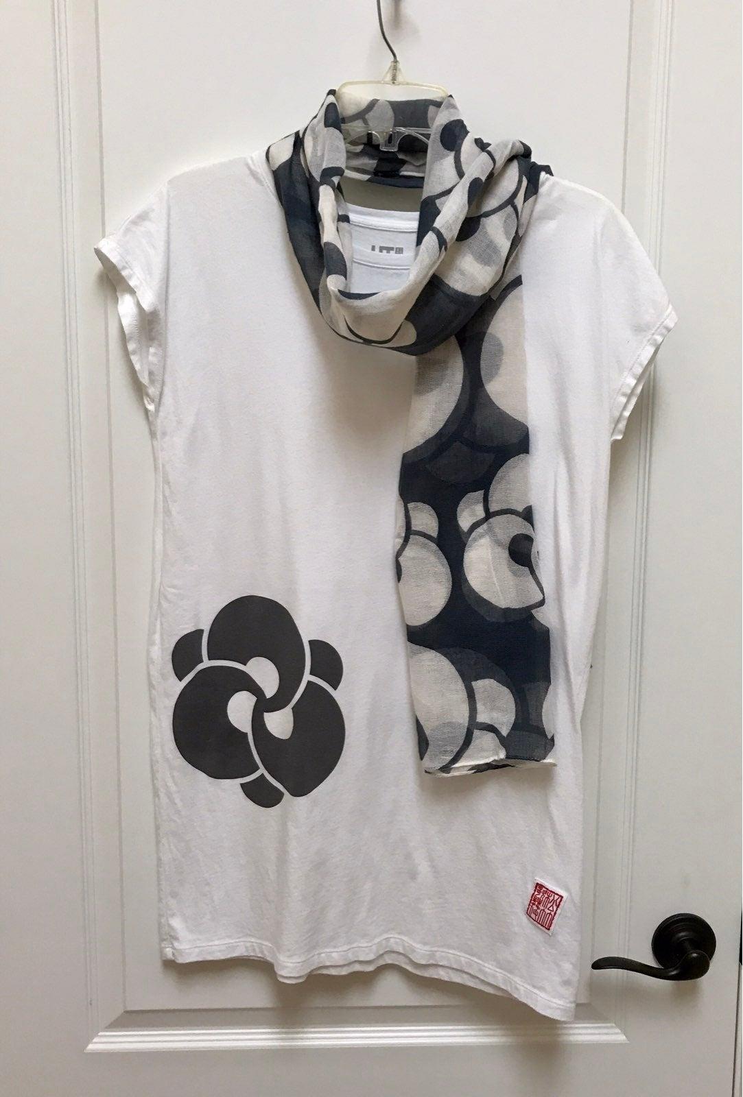 Uniqlo kabuki collection Tunic & Oblong