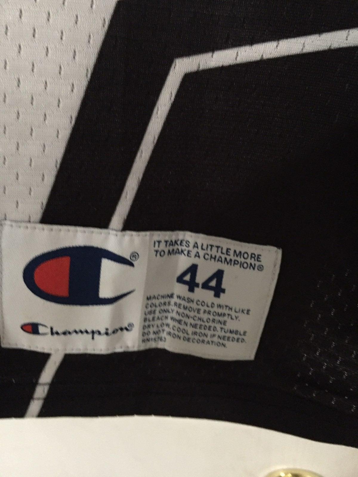 Champion jersey 19