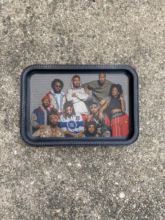 J Cole Rolling Tray