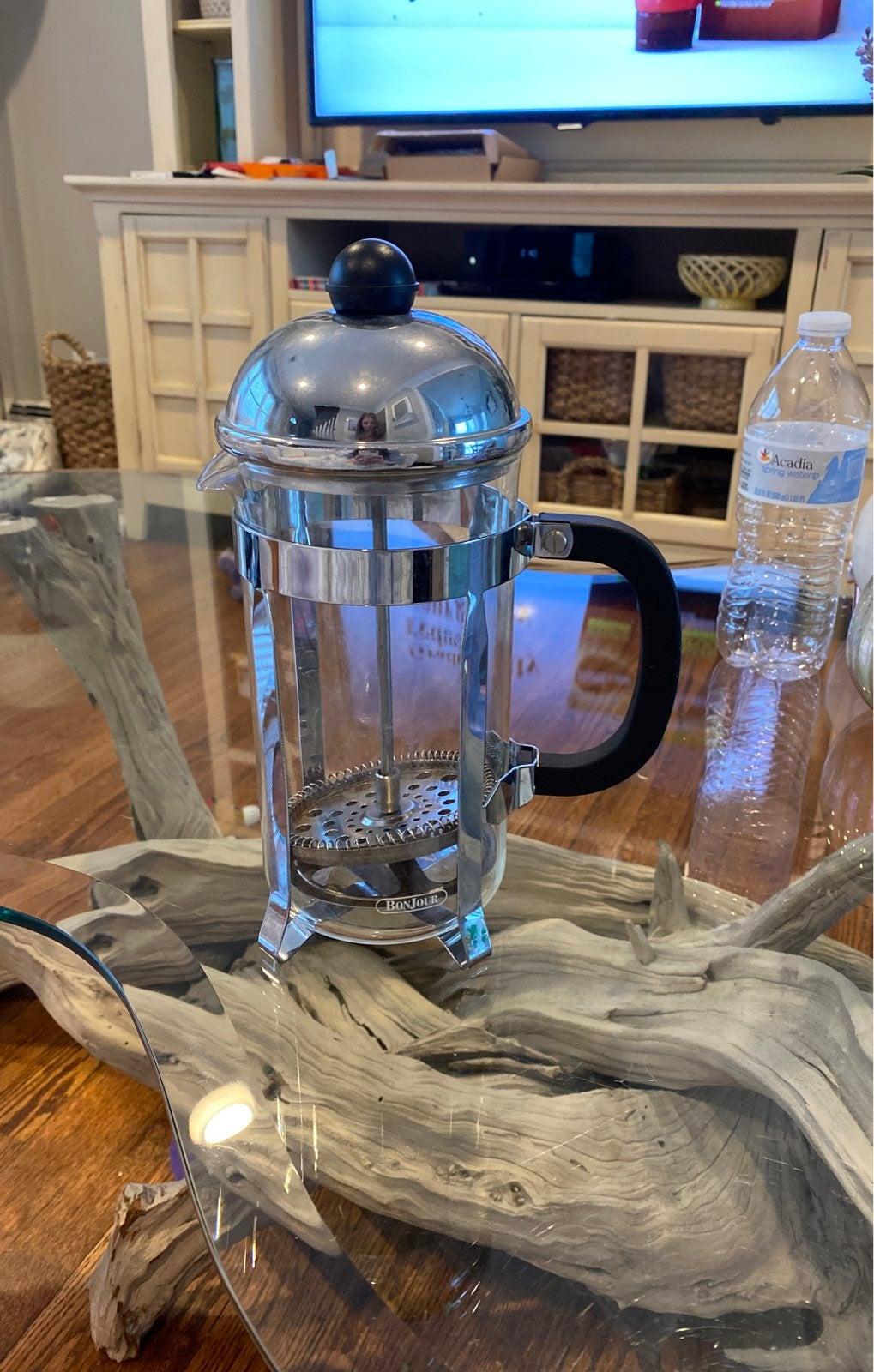 Bonjour Coffee Press