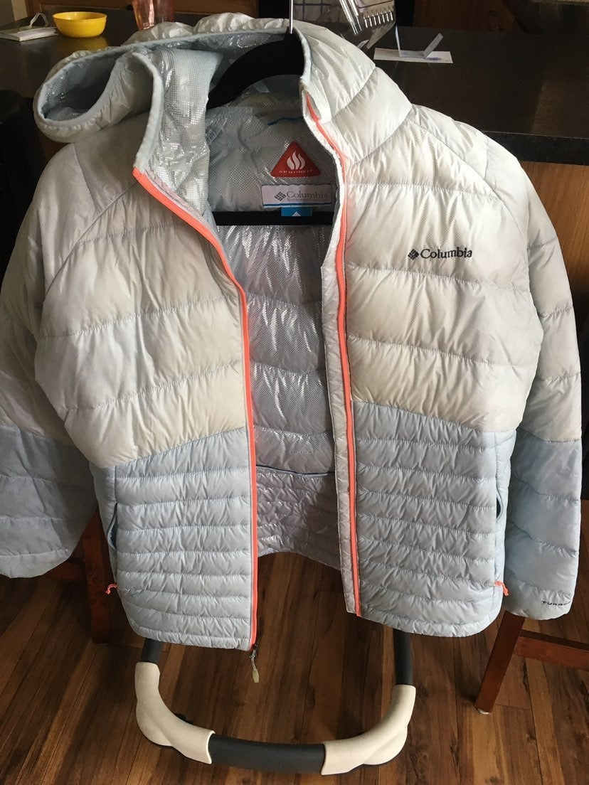 columbia womens jacket omni