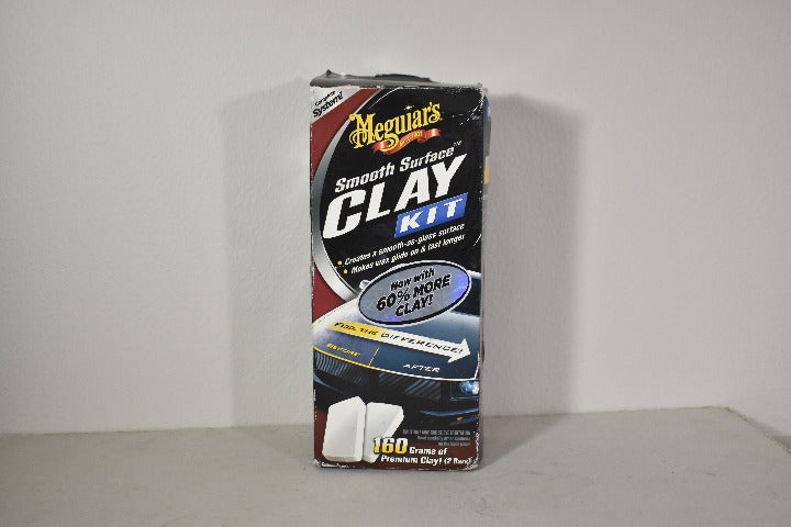 New MEGUIAR'S Smooth Surface Clay Kit