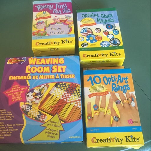 Four craft item sets