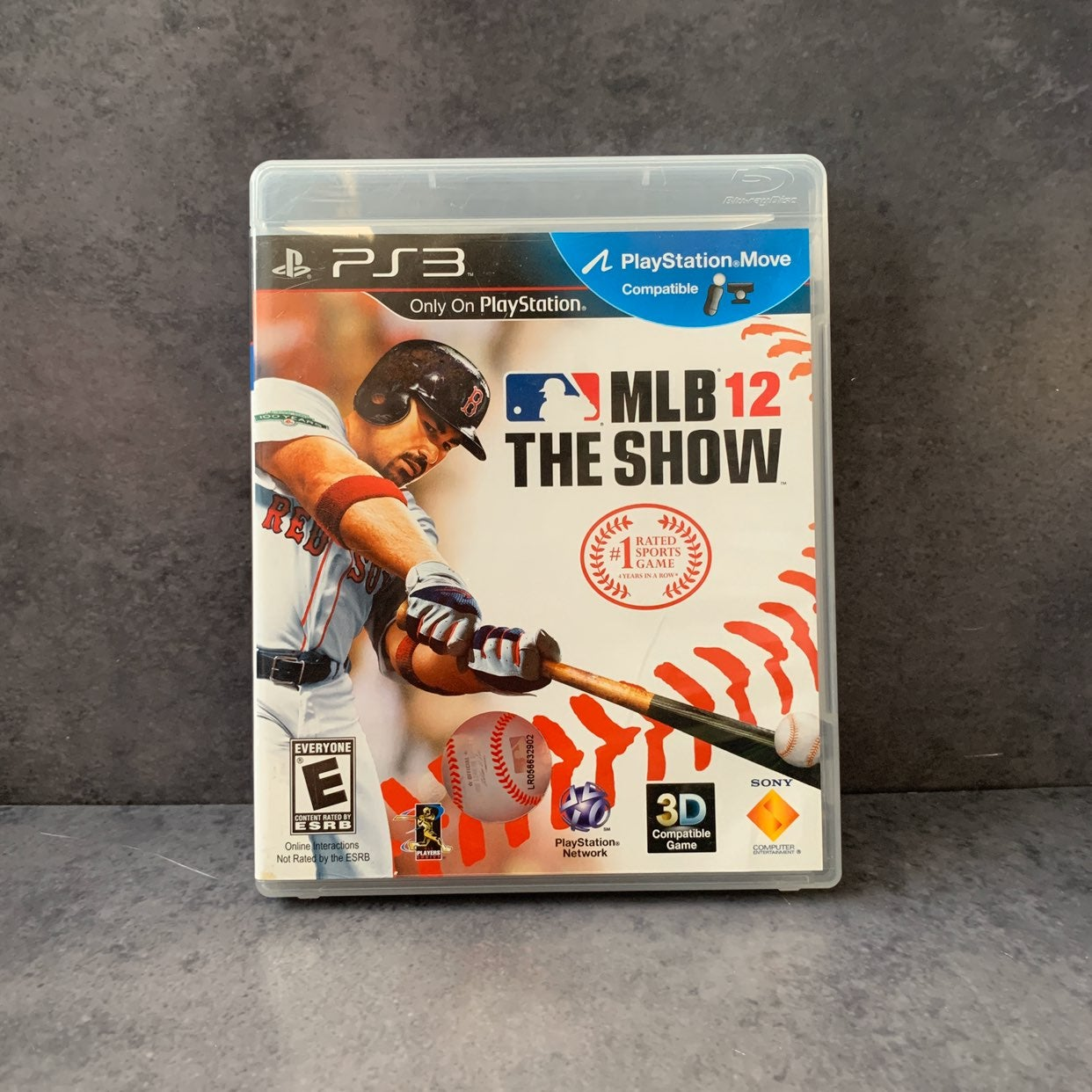 PS3 MLB 12 THE SHOW Game PlayStation 3