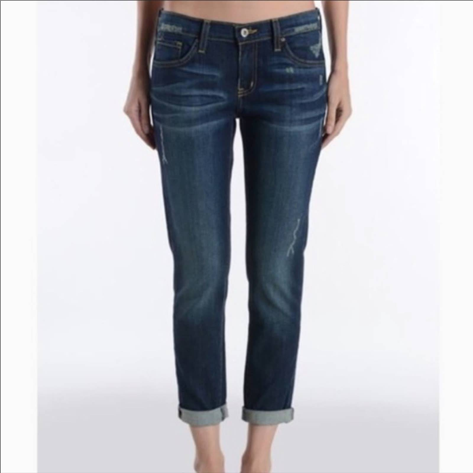 Just Black Boyfriend Jeans Size 32