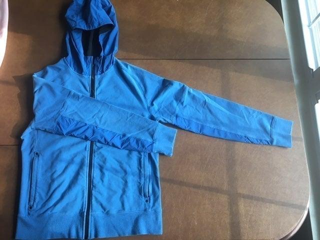 lululemon jacket large mens