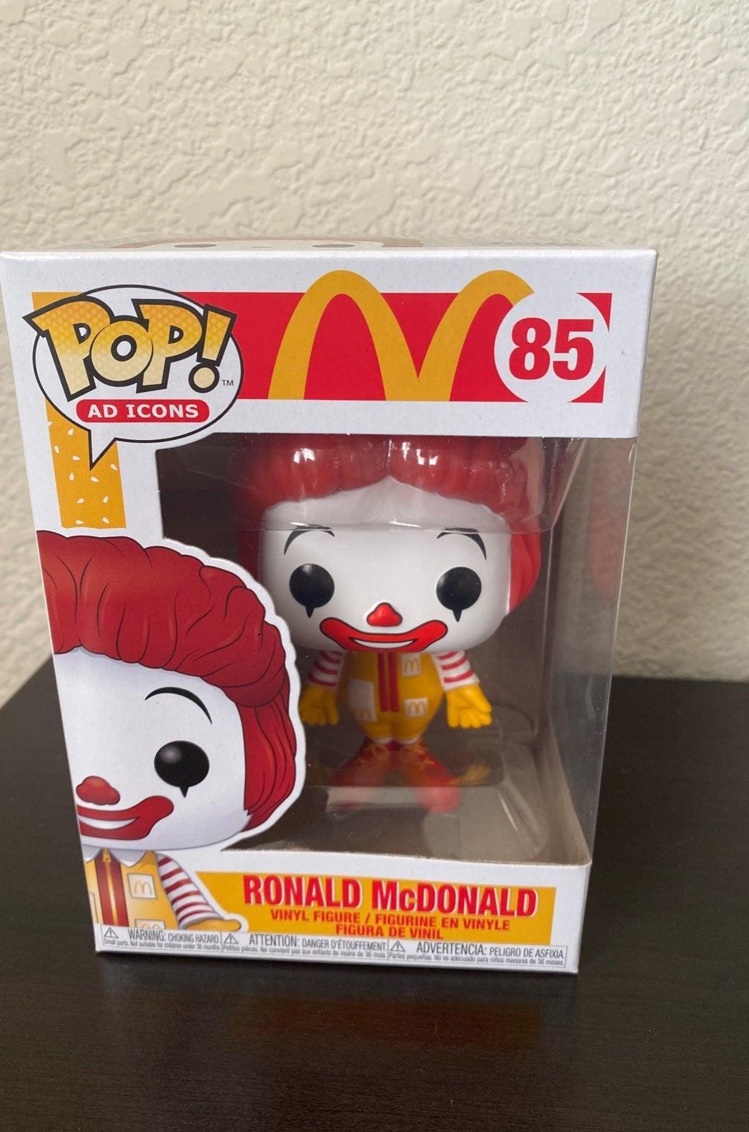 Ronald McDonald Funko Pop