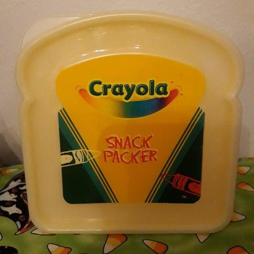 Crayola Sandwich Keeper plastic