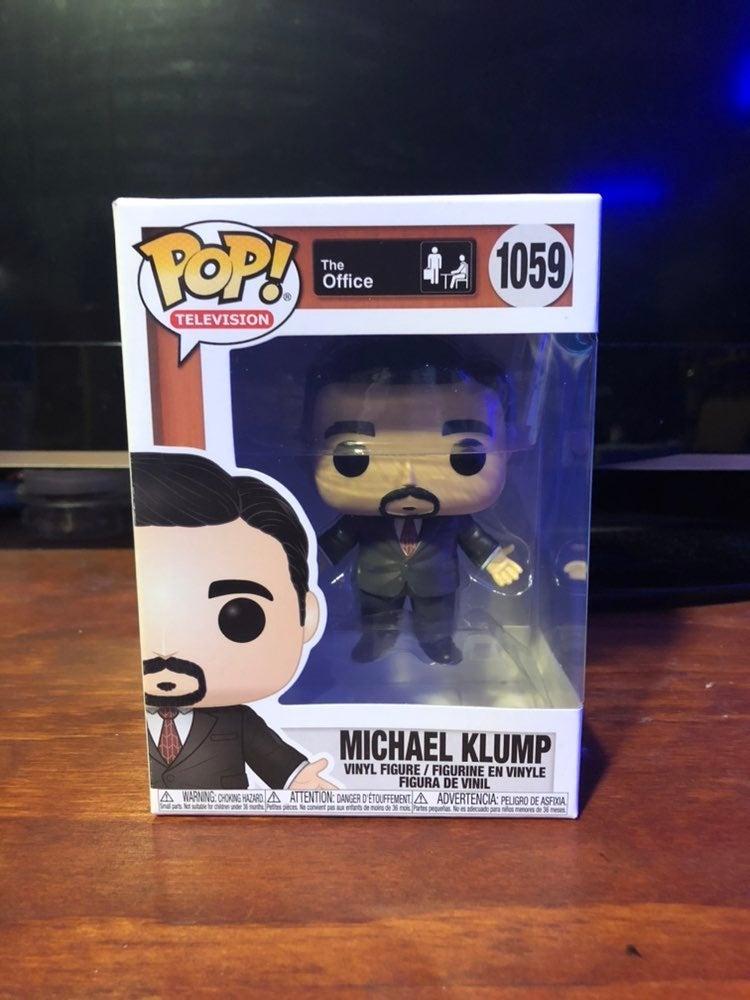 Michael Klump Funko Pop