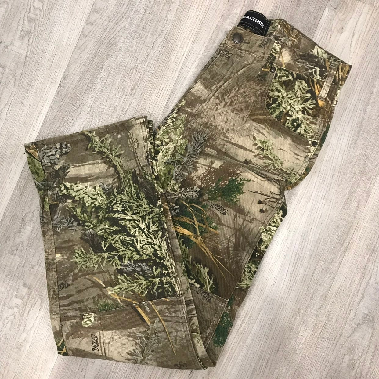 Realtree Camo Pants, size 30x30