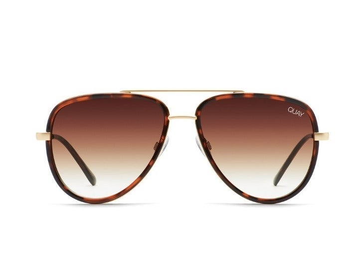 Quay sunglasses All In brown tort