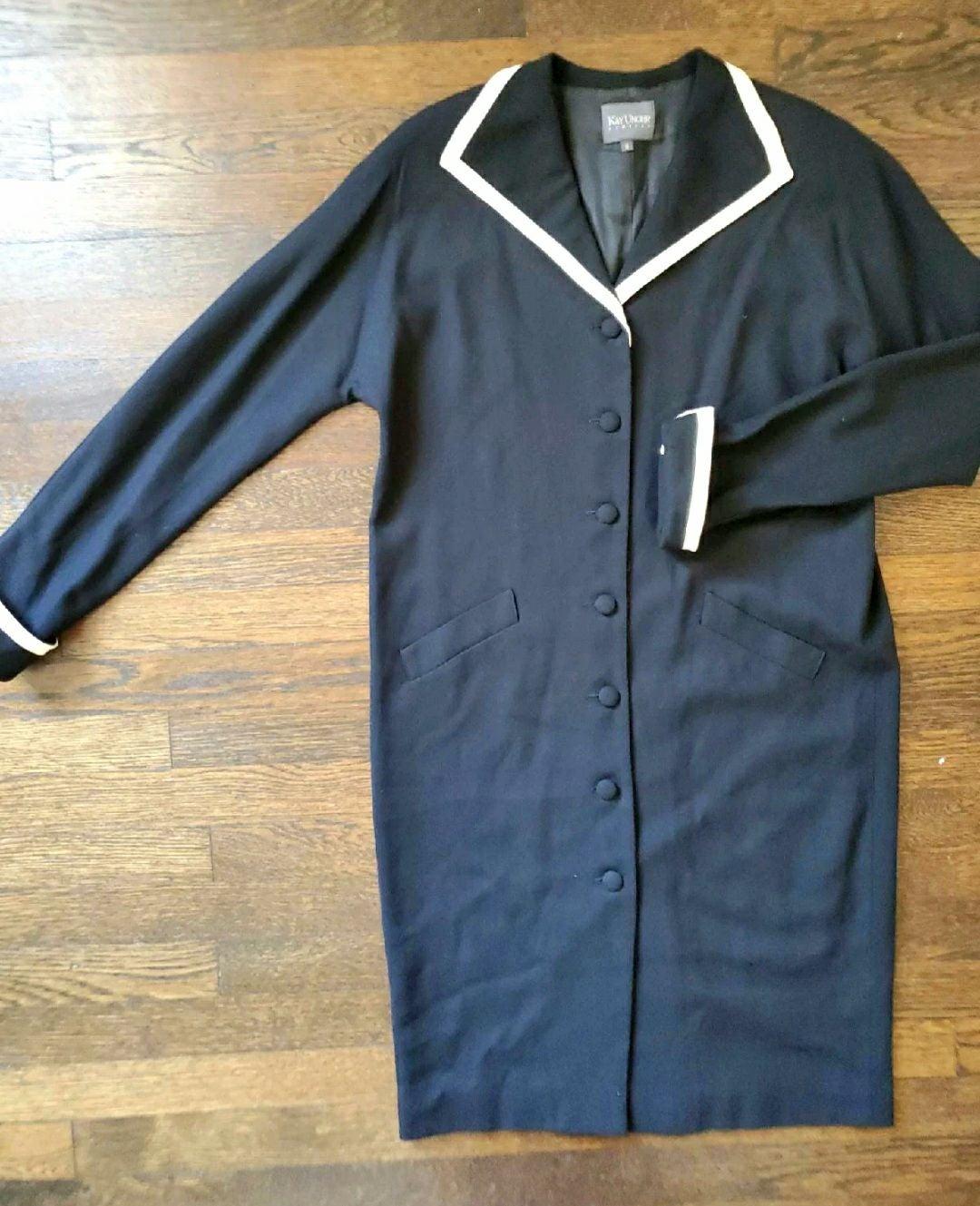 Vintage Dress Blazer