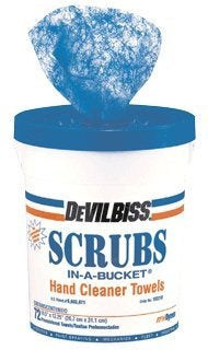 Scrubs Hand Cleaner Towel-2Pack