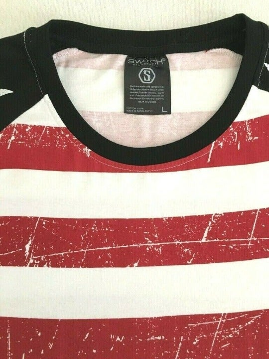 Switch Remarkable 4th of July SIZE: L