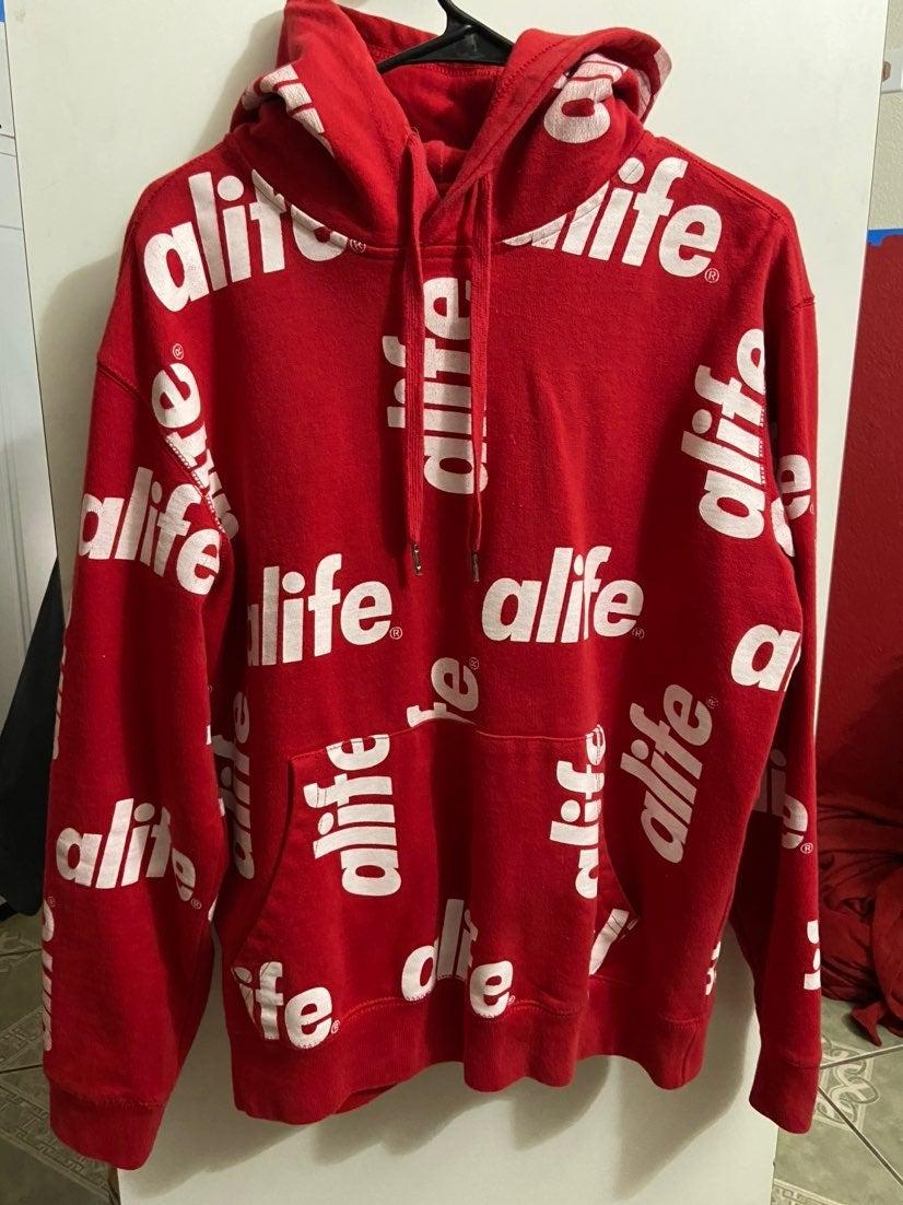 Alife All over print hoodie