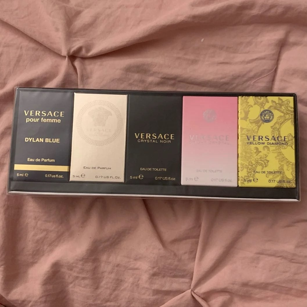 Versace Fragrance collection