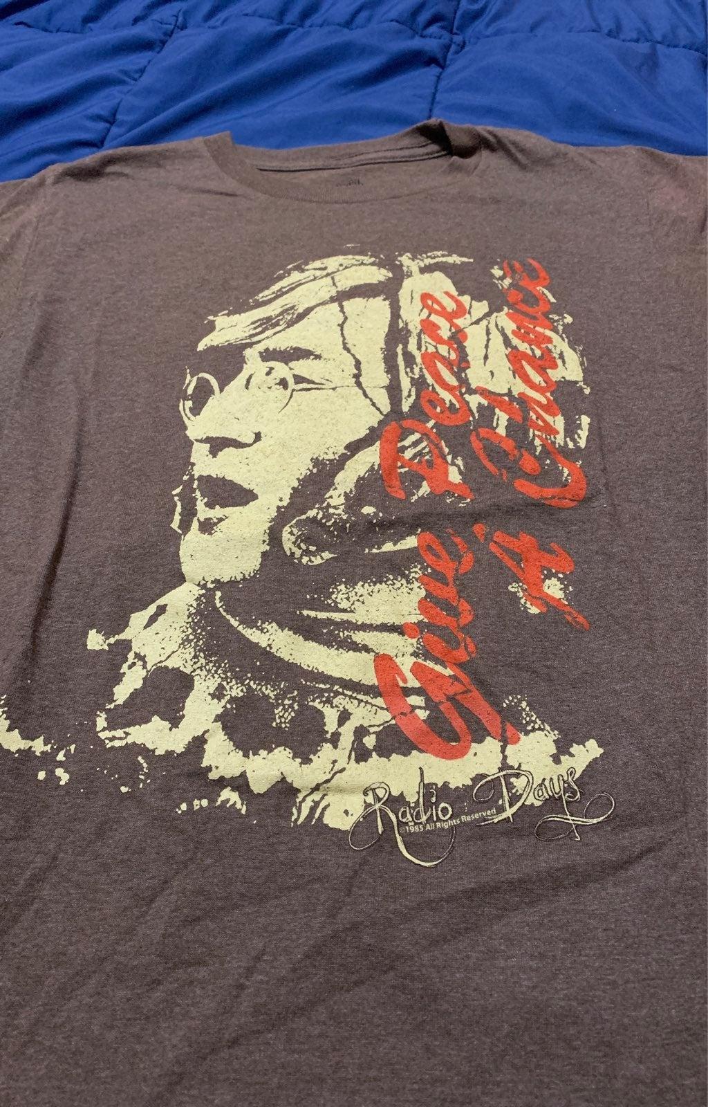 Vintage john lennon shirt sz small
