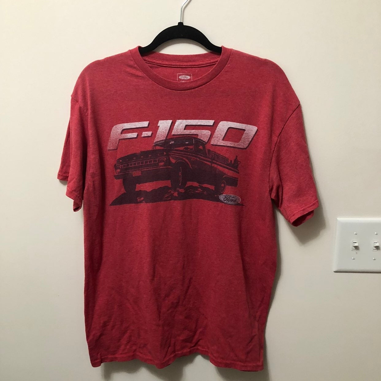 Ford F-150 Red Mens Tee