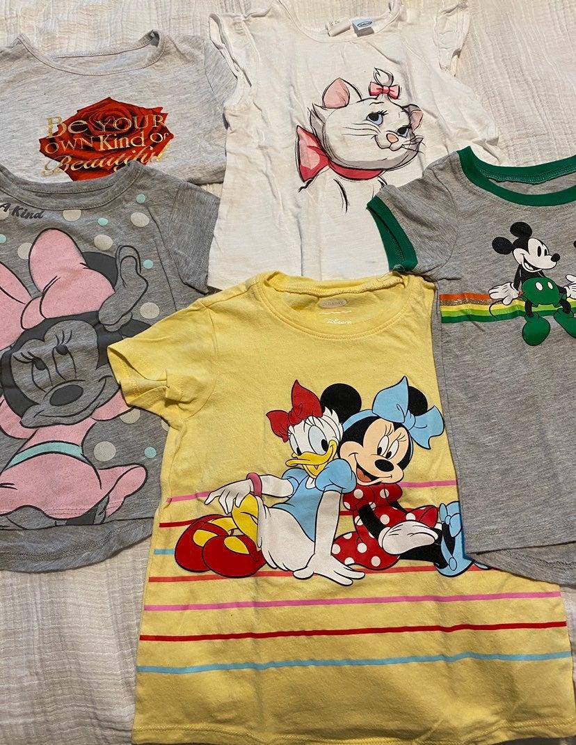 Disney girl tshirts