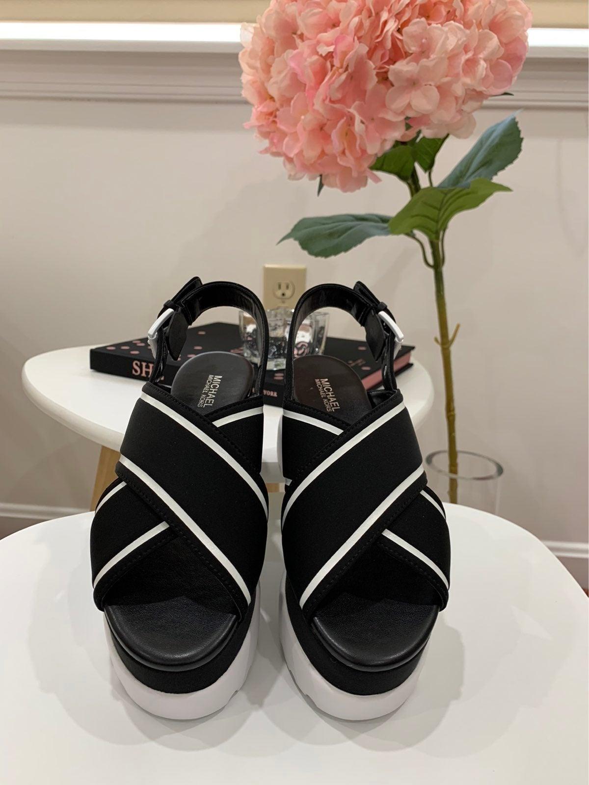 Michael Kors Becker Scuba Sandal US 7.5