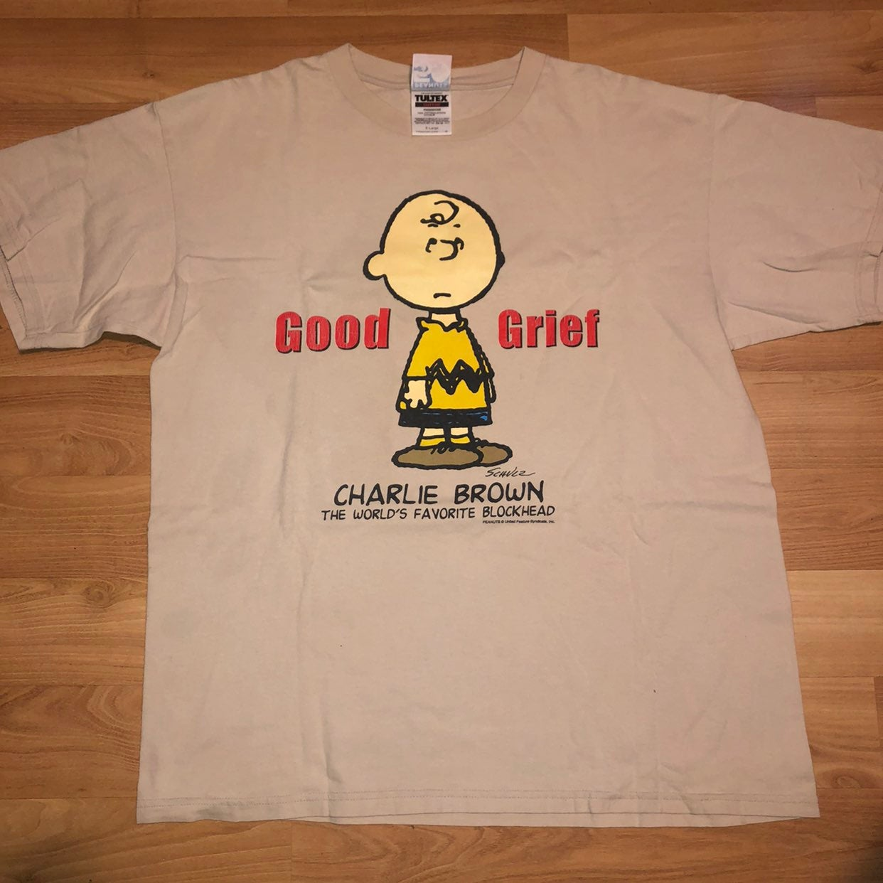 Vintage Charlie Brown T-Shirt