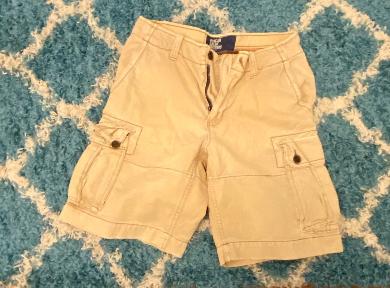 Men's new American Eagle cargo shorts