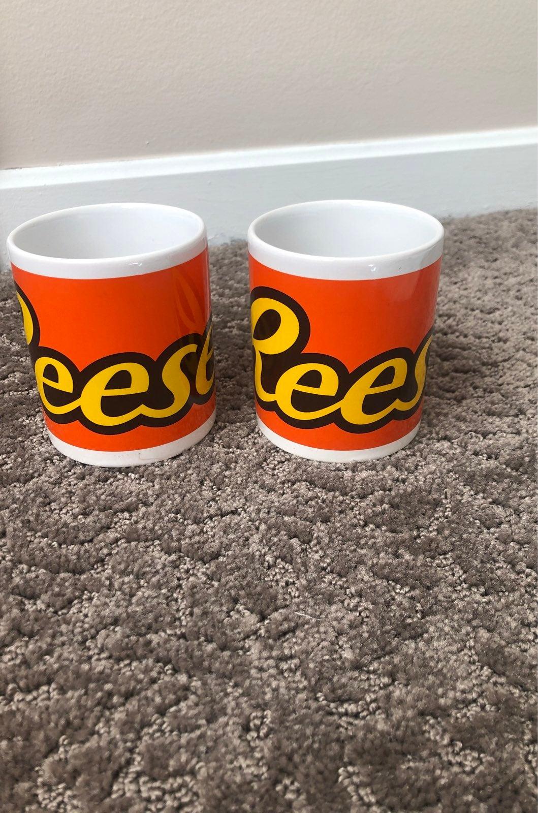 Reese's coffee mugs