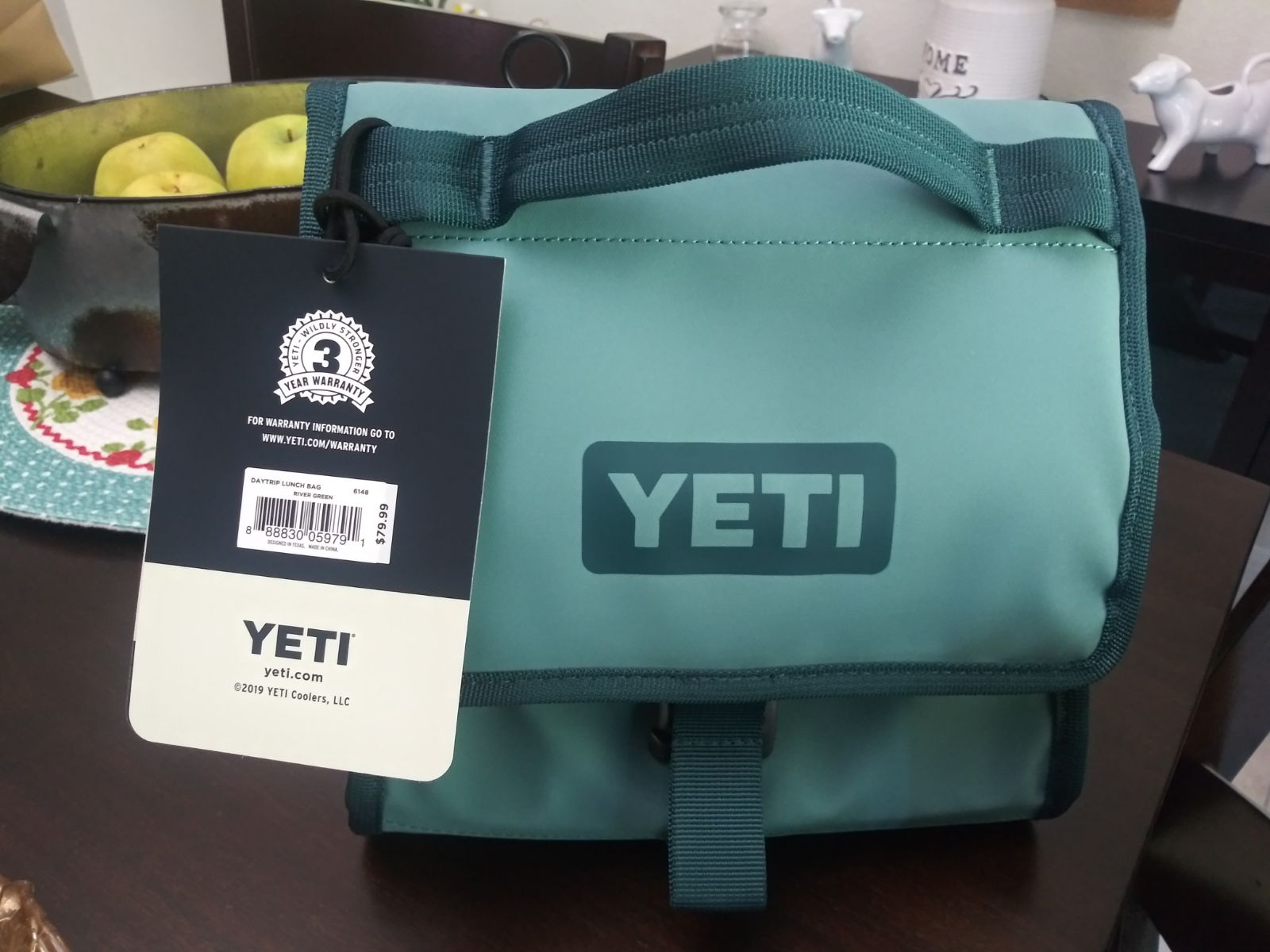 Yeti lunch bag Insulated