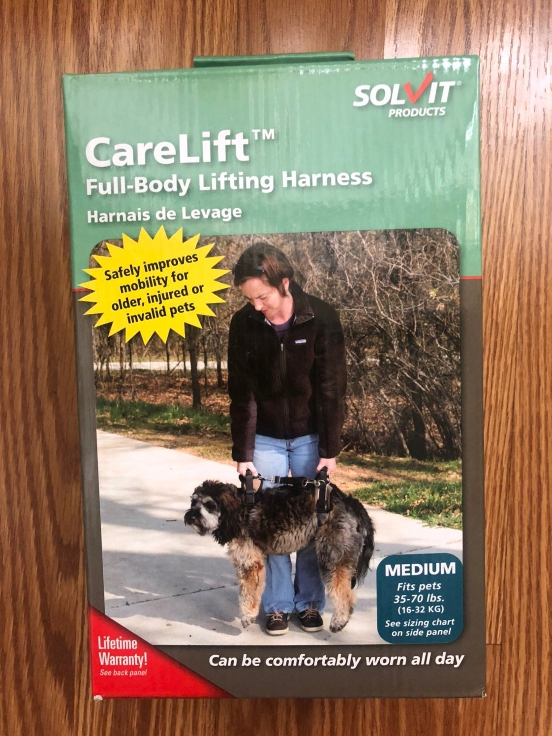 Brand New CareLift Dog Harness