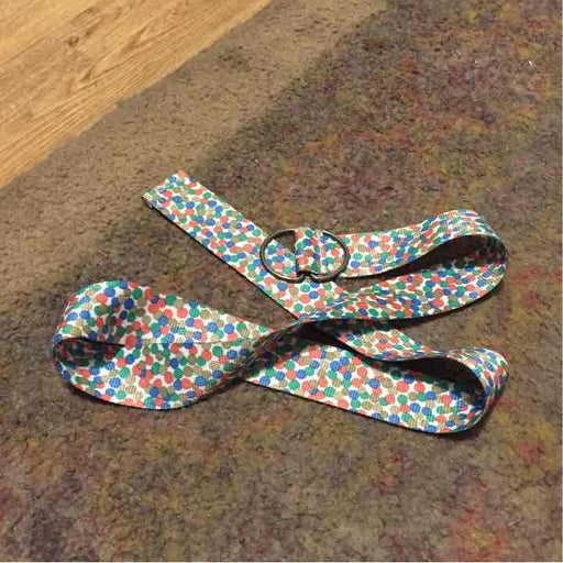 Mens Dotted Colorful Belt