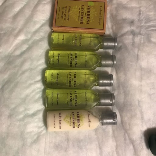 Crabtree And Evelyn Travel Size