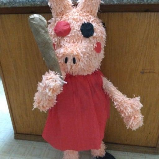 Piggy piñata