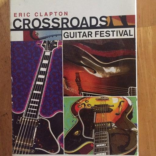 Eric clapton festival 2 disc dvd set