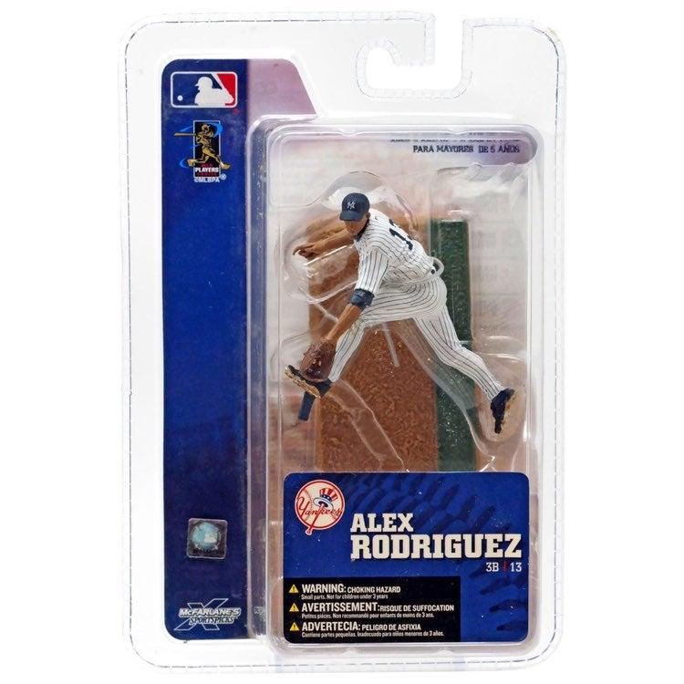Alex Rodriguez Mini Figure