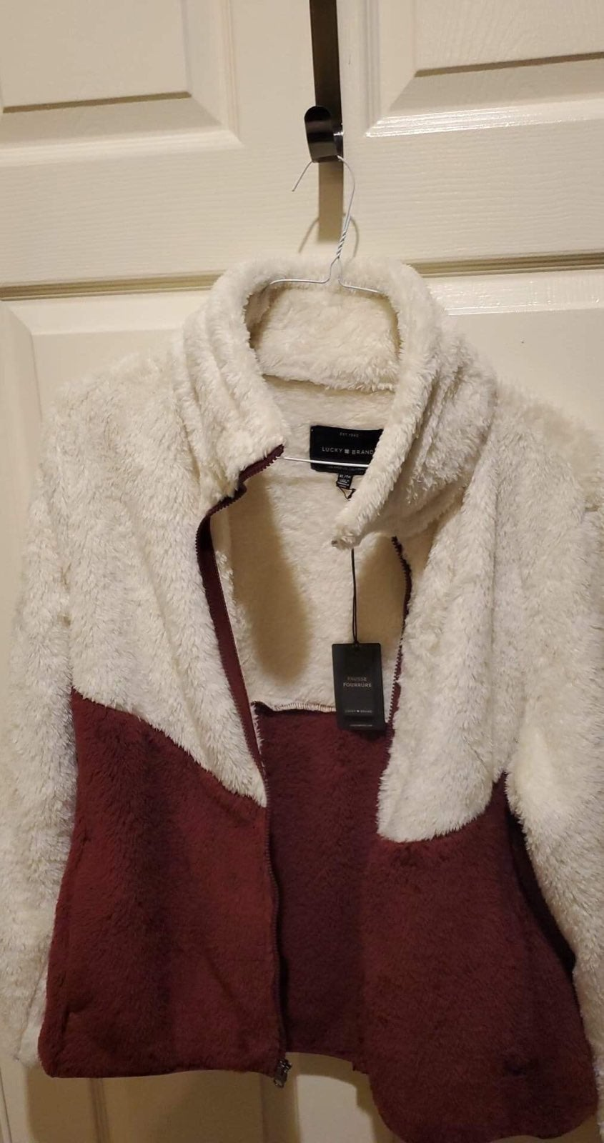 Lucky Brand Sweater Jacket