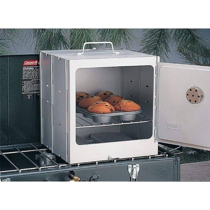 Coleman Camp Oven w/ Adjustable Baking Rack