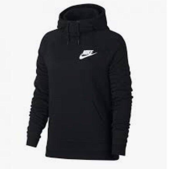 Nike Rally Fleece Hoodie S Small