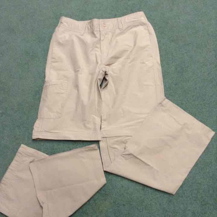 Zip away pants/ shorts