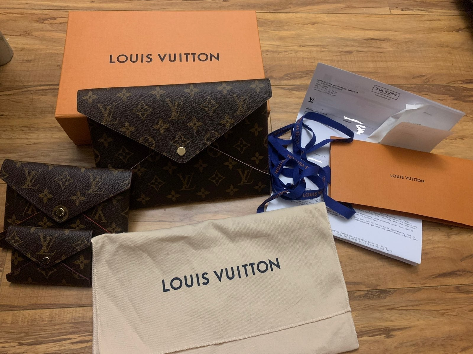 Louis Vuitton Kirigami Pochette - Large