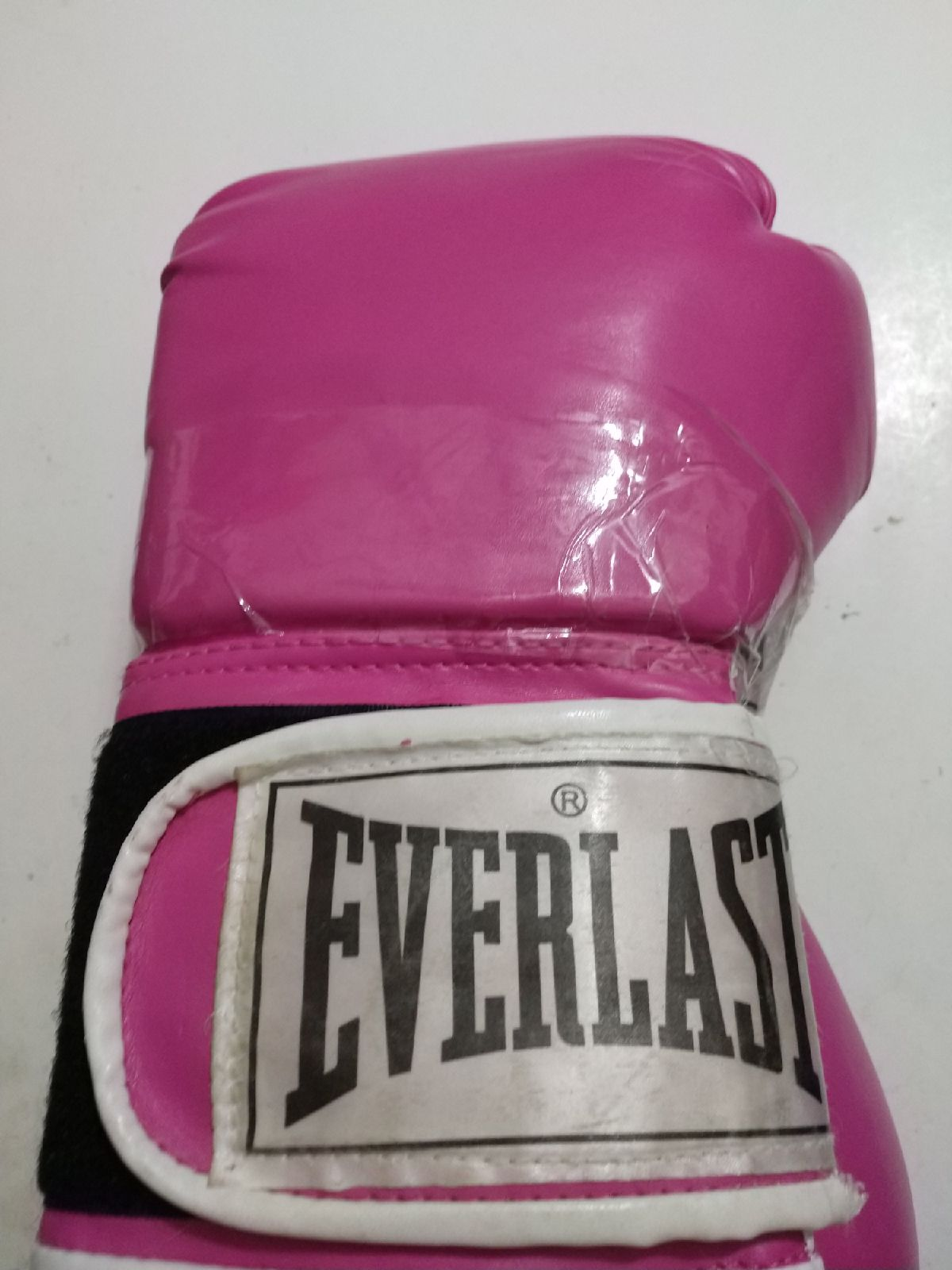Pink Boxing/Sparring Training Gloves #8