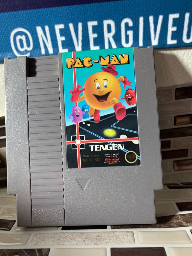 Pac-Man (Nintendo Entertainment System,