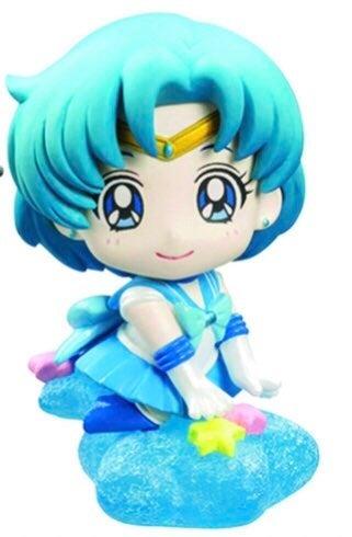 Sailor Moon Petit Chara Sailor Mercury