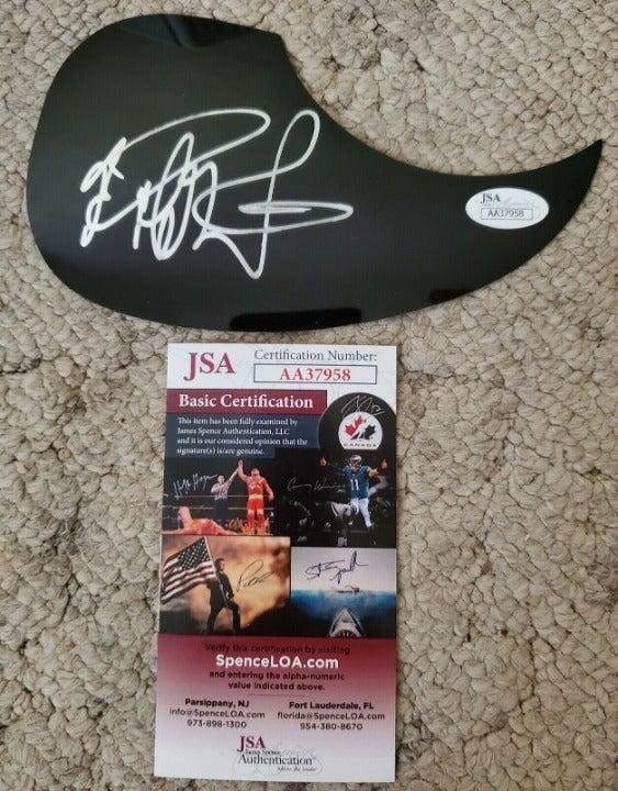 Gavin Degraw Signed pickguard JSA