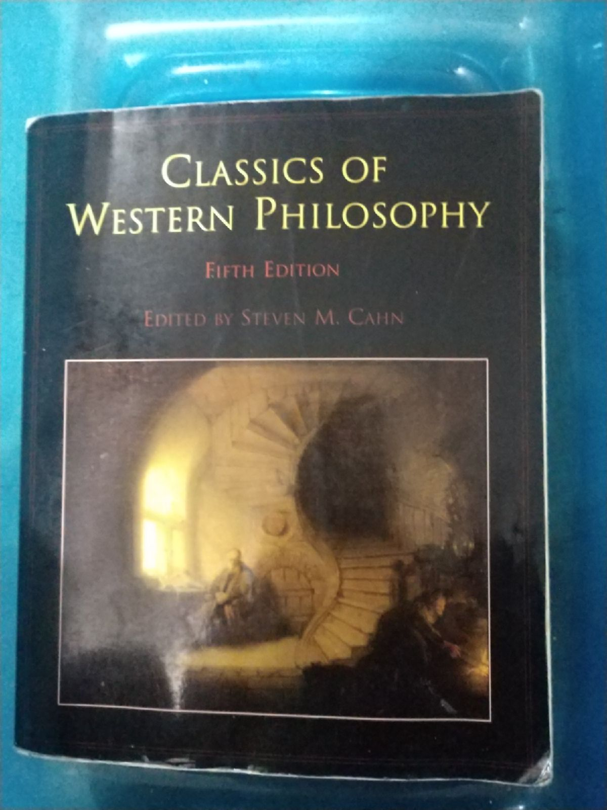 Classics of Western philosophy 5th editi