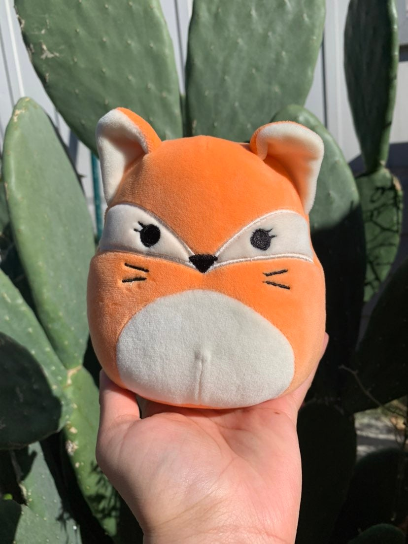 squishmallow james the fox