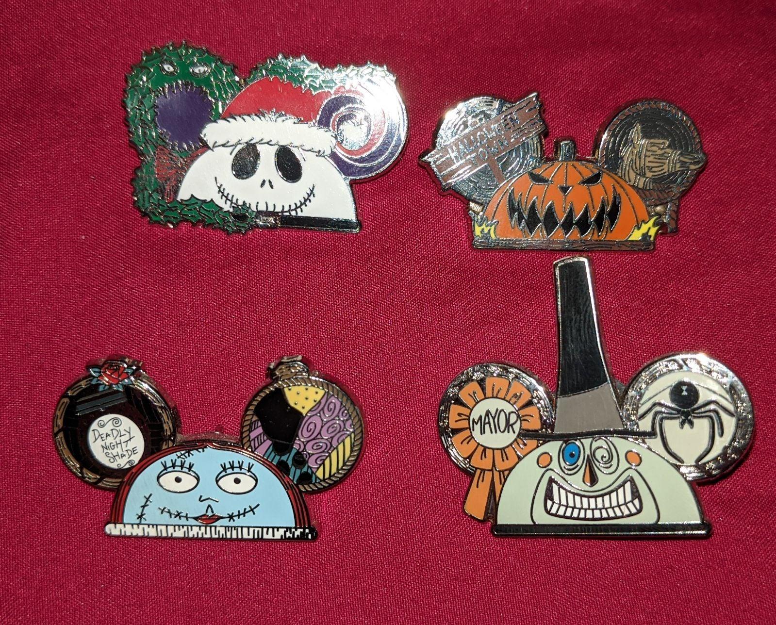 Disney pin Nightmare Before Christmas